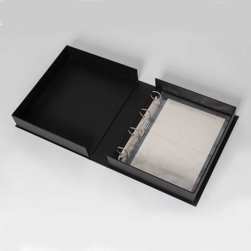 Black Archival Ring Binder