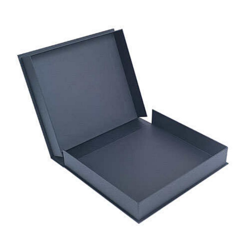 Lipped Clamshell Box