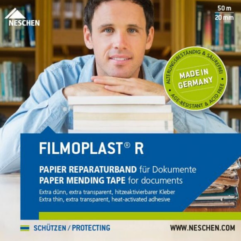 Filmoplast R Heat Set Tissue