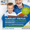 Filmoplast P90 Plus Tape