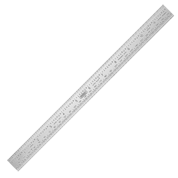 Marking Ruler & Pencil