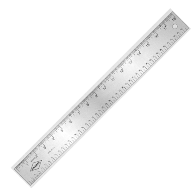 Straight Edge Ruler