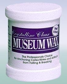 Quakehold Museum Wax