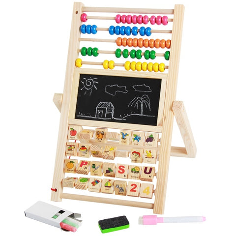 Multifunction Drawing Board (Wooden)