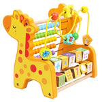 Montessori Multifunction Abacus (Wooden)