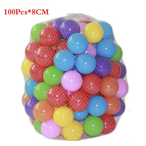 Eco-Friendly Colorful Soft Balls