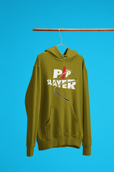 'Pip Slayer' - Forex/ Crypto Mens Tradr. Hoody