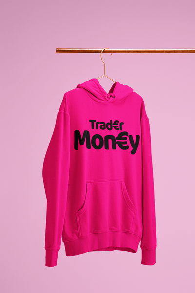 'Trader Money' Womens Tradr. Hoody - Hoody's - TRADR. Clothing