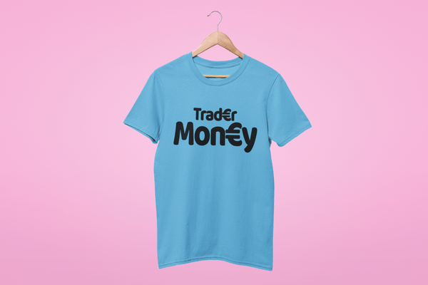 'Trader Money' Womens Tradr. T-Shirt - T-Shirts - TRADR. Clothing