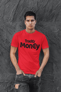 'Trader Money' Mens Tradr. T-Shirt - T-Shirts - TRADR. Clothing