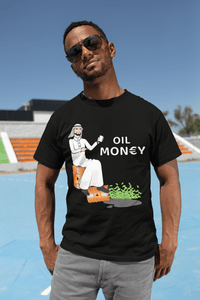 'Oil Money' Mens Tradr. T-Shirt - T-Shirts - TRADR. Clothing