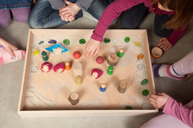 Grapat Speelbak Sensory Play