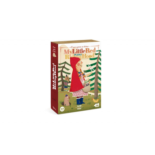 Londji Puzzel Roodkapje (My Little Red) - Kiddi Kiddo