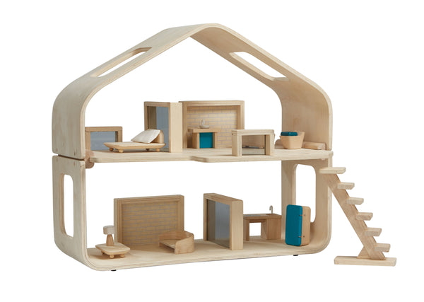 Plan Toys Contemporary Dollhouse Poppenhuis