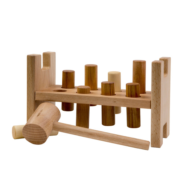 Wooden Story Houten Hamerbank Natural