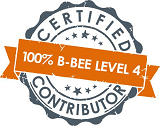 PSA ROMANO CERTIFIED LEVEL 4 B-BBEE
