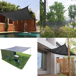 Garden Shade Cloth for Plants Netting Mesh Cover 50% UV Resistant