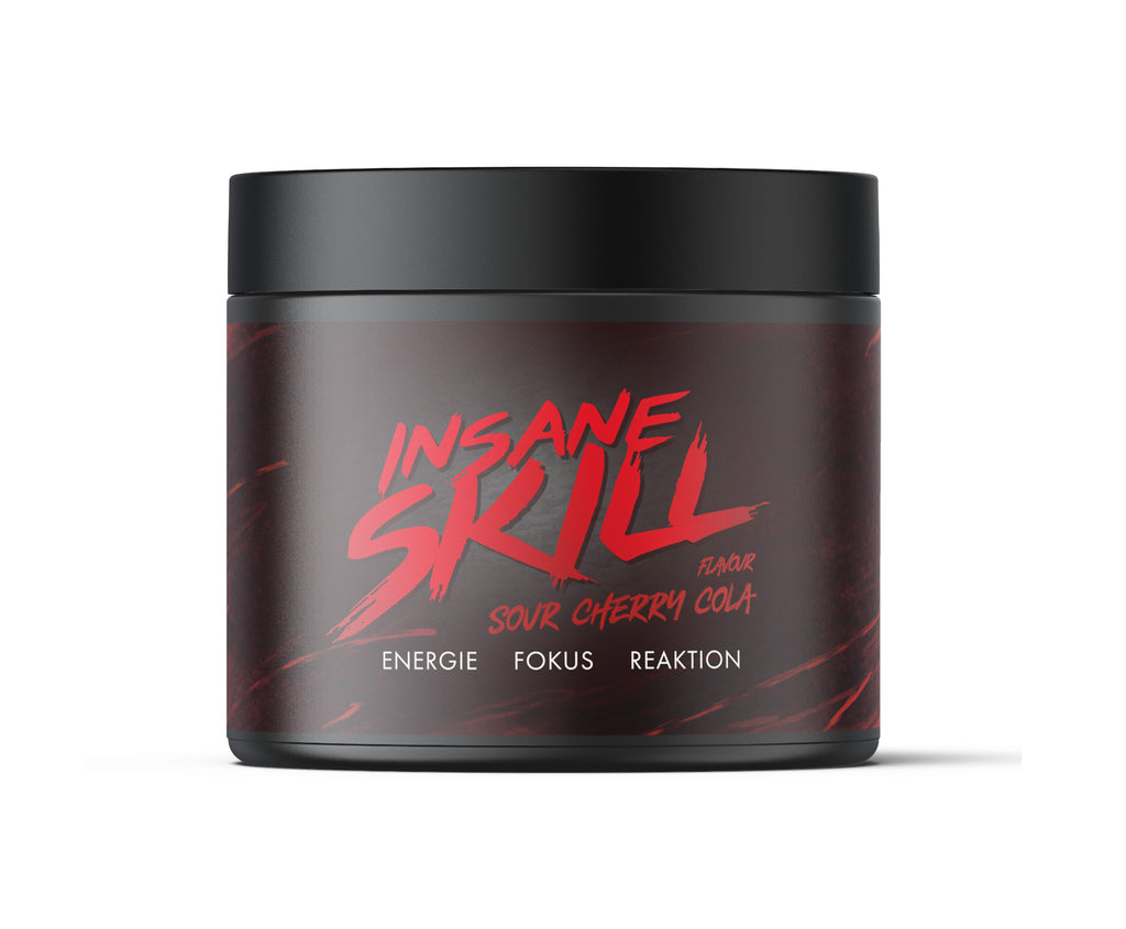Performance Drink INSANE SKILL Sour Cherry Cola