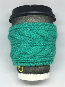 The Ryan Coffee Cozy