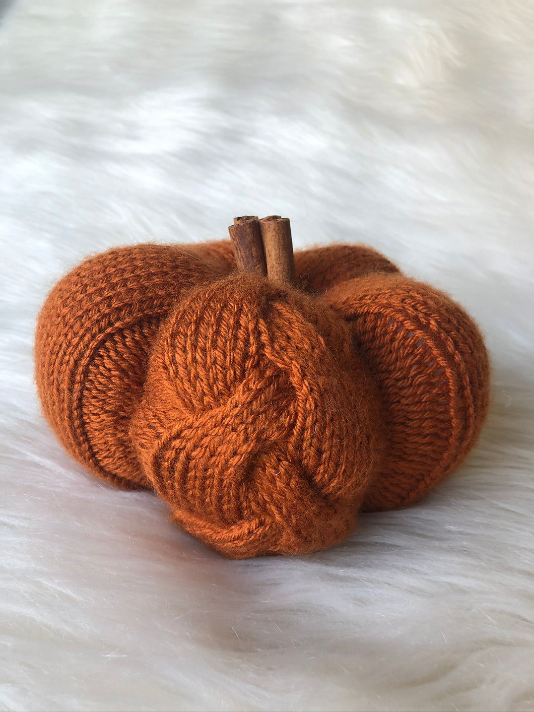 The Big Braid Pumpkin