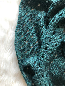 The Avalon Shawl