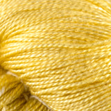 Corn Silk 4 oz. skein - Amanda Baxter Studio Tencel Yarn