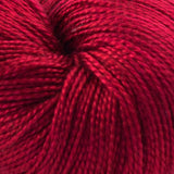Hoosier Red 4 oz. skein - Amanda Baxter Studio Tencel Yarn