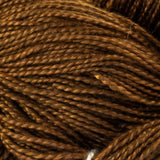 Milk Chocolate 4 oz. skein - Amanda Baxter Studio Tencel Yarn