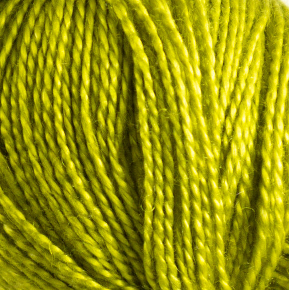 Pesto 4 oz. skein - Amanda Baxter Studio Tencel Yarn