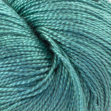 Teal 4 oz. skein - Amanda Baxter Studio Tencel Yarn