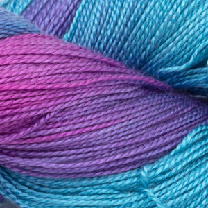 Unicorn Variegated - Amanda Baxter Studio Tencel Yarn