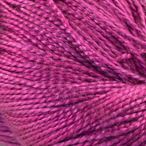 Very Berry 4 oz. skein - Amanda Baxter Studio Tencel Yarn