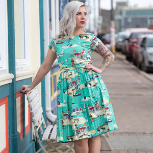 Brighton Beach Dress by Run and Fly