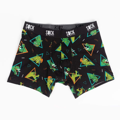 Jurassic Party Boxer Brief by Sock It To Me