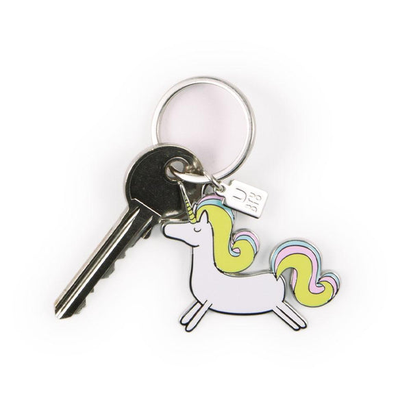 Unicorn Keychain by U Studio