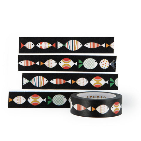 Fish Washi Tape by U Studio