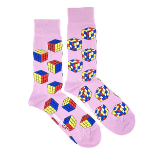 Rubik's Cube by Friday Sock Co.