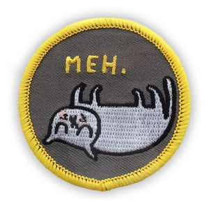 Meh Patch by Badge Bomb