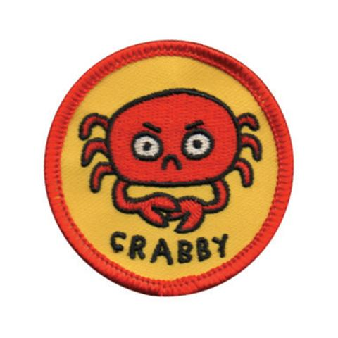 Crabby Patch by Badge Bomb