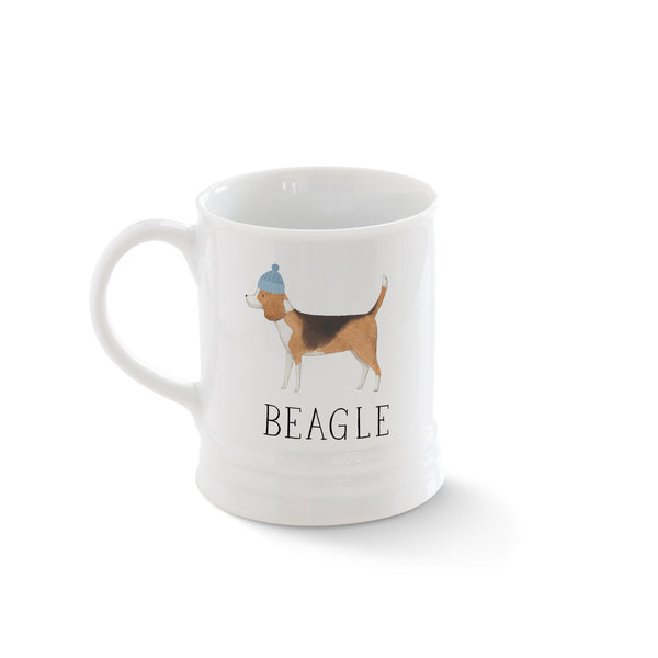 Beagle Mug by Fringe Studio