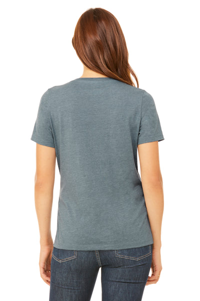 Puffins Relaxed V Neck