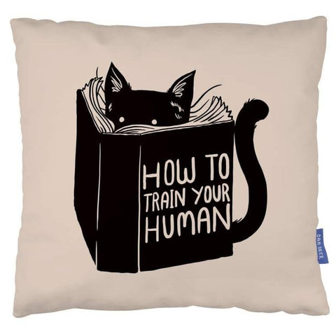 How To Train Your Human by Ohh Deer
