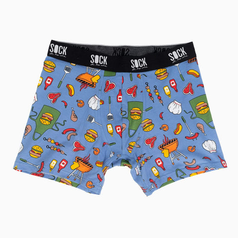 Light My Fire Boxer Briefs by Sock It To Me