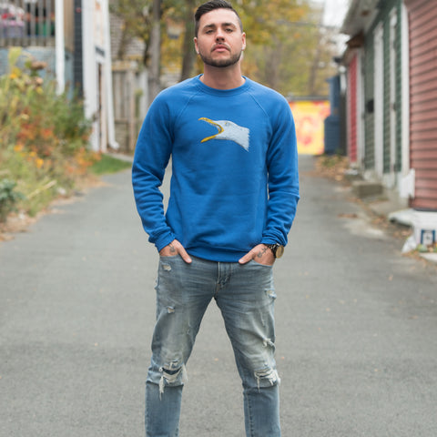 Seagull Raglan Fleece