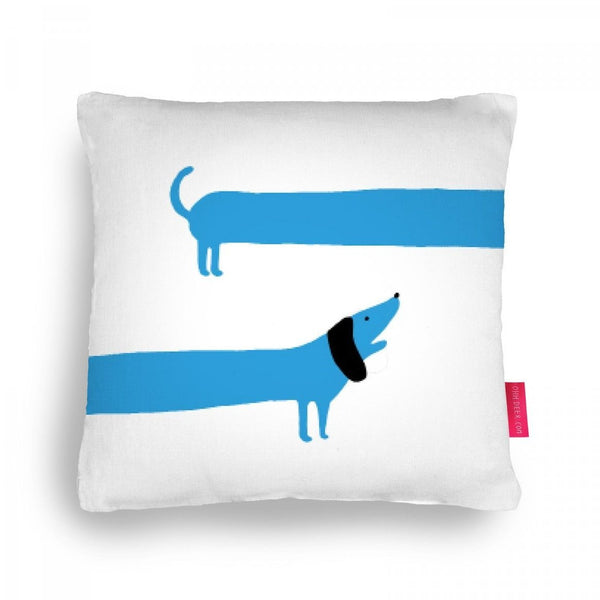 Dachshund Cushion Cover by Ohh Deer