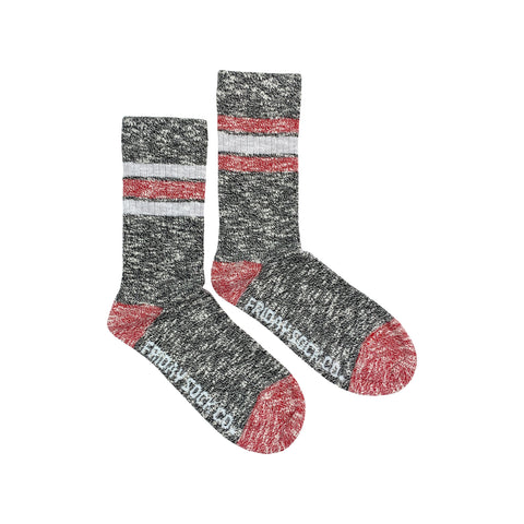 Black Bear Camp Socks by Friday Sock Co.