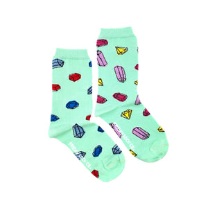 Gemstones by Friday Sock Co.