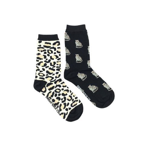 Leopard & Spots by Friday Sock Co.