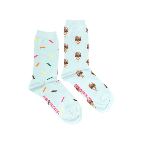 Ice Cream & Sprinkles by Friday Sock Co.