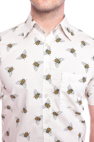 Bee Shirt by Run and Fly